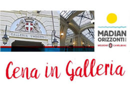 Cena in Galleria